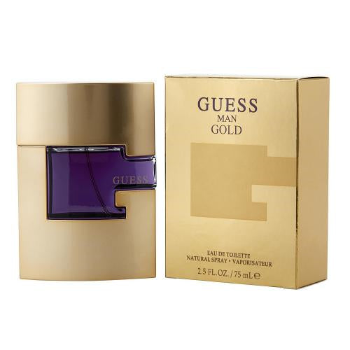 GUESS MAN GOLD.
