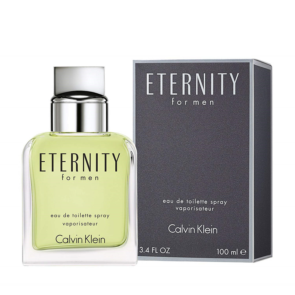 ETERNITY FOR MEN 3.4