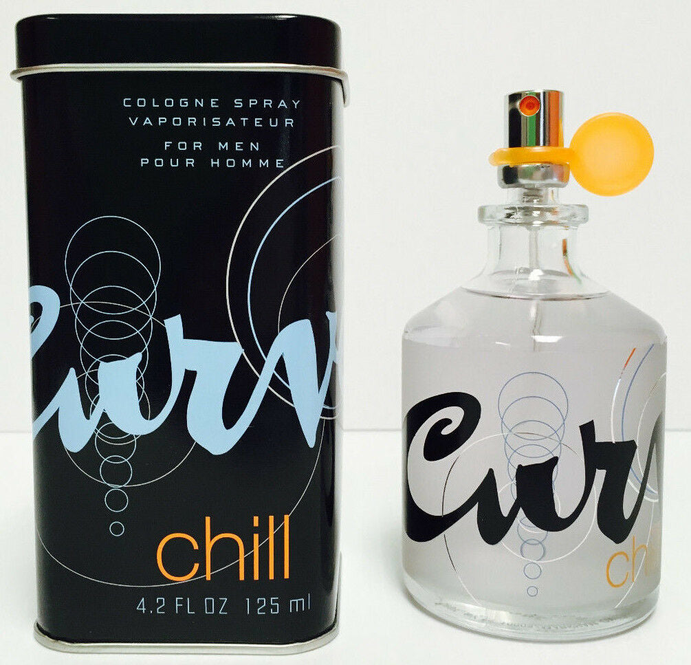 CURVE CHILL MEN 4.2oz   $52.50