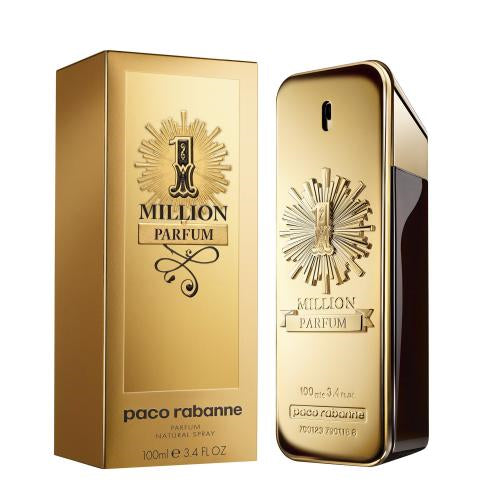 1 MILLION PARFUM 3.4oz