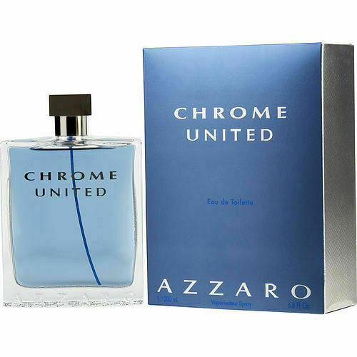 AZZARO CHROME UNITED 6.8oz