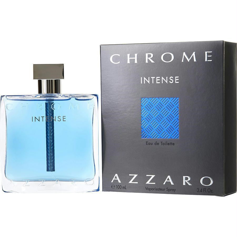 AZZARO CHROME INTENSE   $85.00