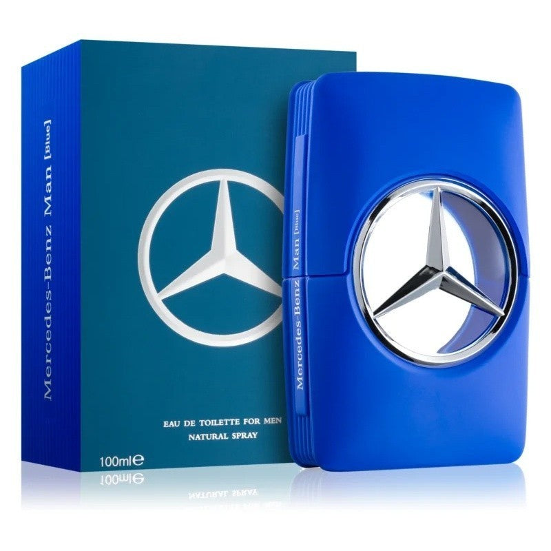MERCEDES BENZ BLUE MAN