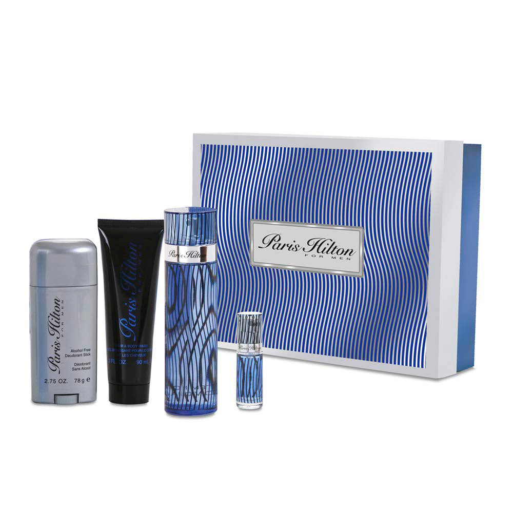 PARIS HILTON FOR MEN SET