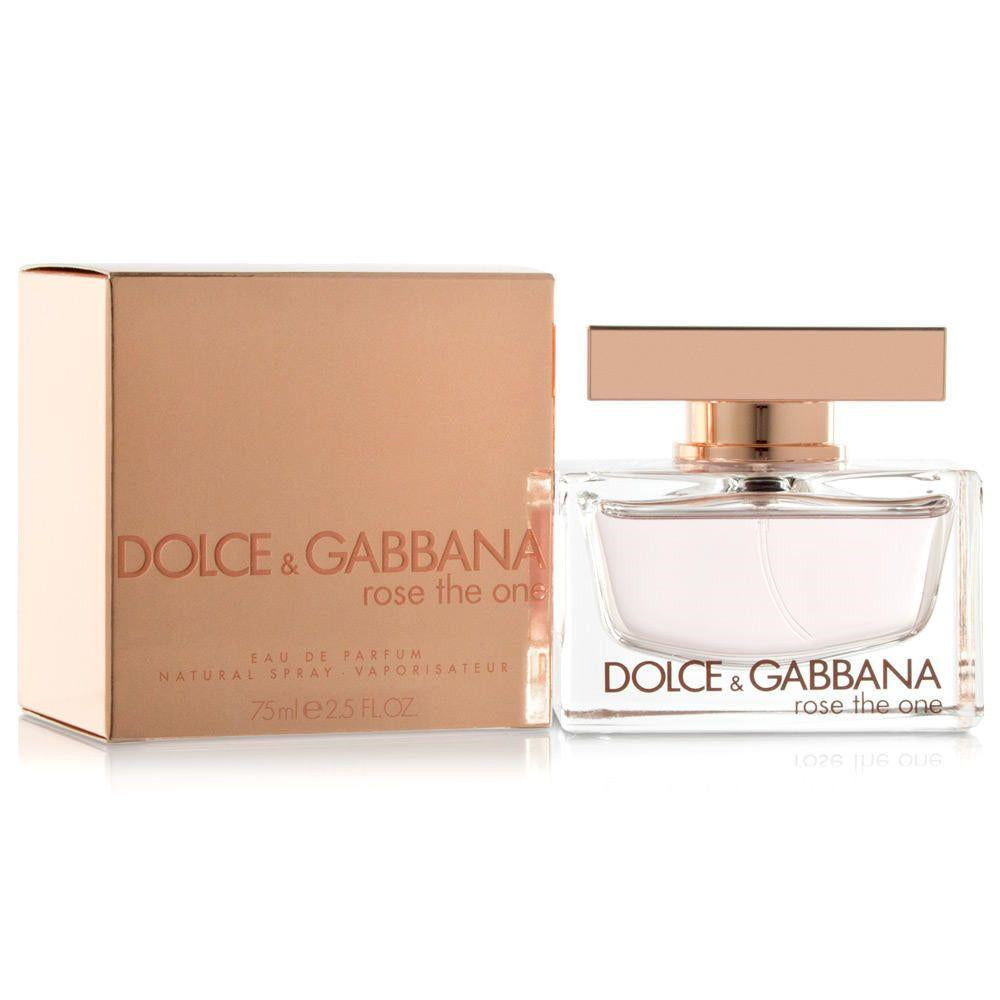 D&G THE ONE ROSE