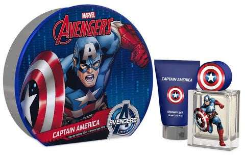 AVENGERS CAPTAIN AMERICA SET