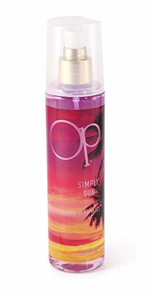 OP SIMPLY SUN BODY MIST