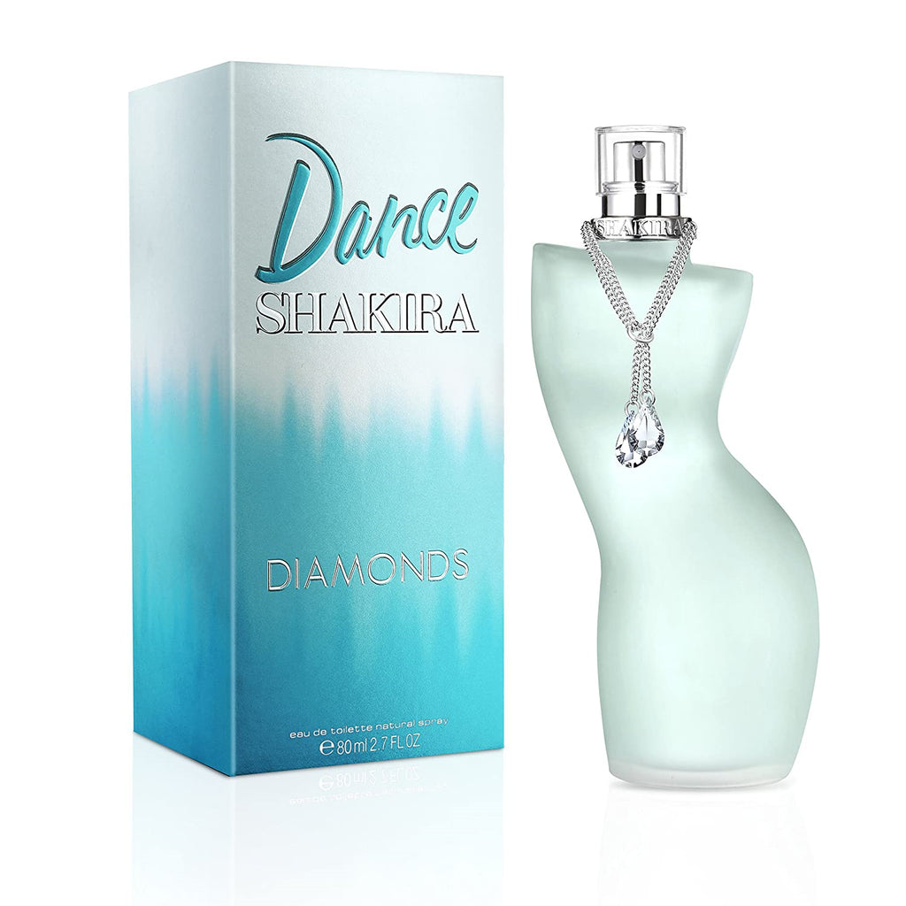 DANCE DIAMONDS SHAKIRA.