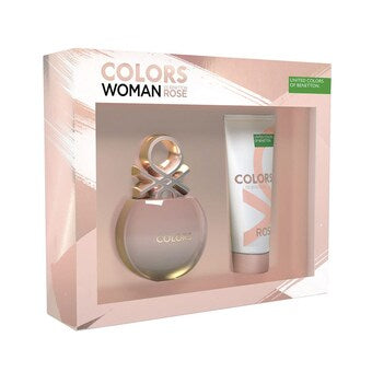 COLORS WOMAN ROSE SET