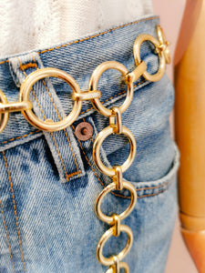 Cainture chaine