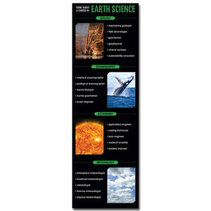 Earth Science Giant Banner