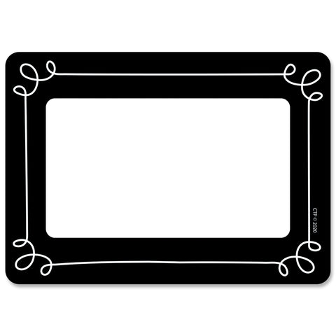 Core Decor Loops on Black Labels