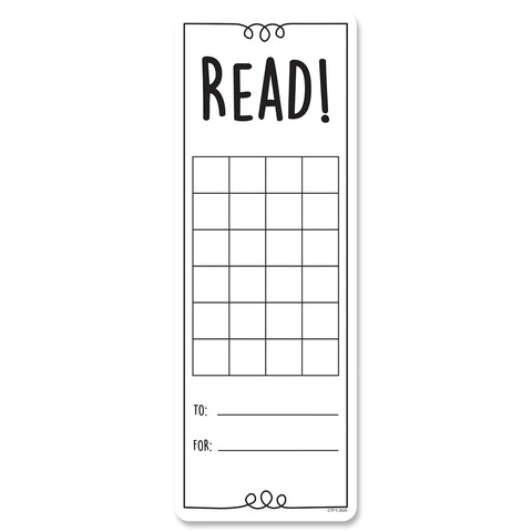 Core Decor Read Incentive Card