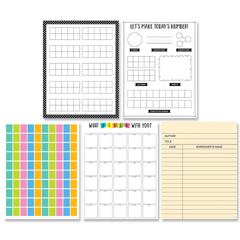 Charts with a Purpose Chart 5-Pack
