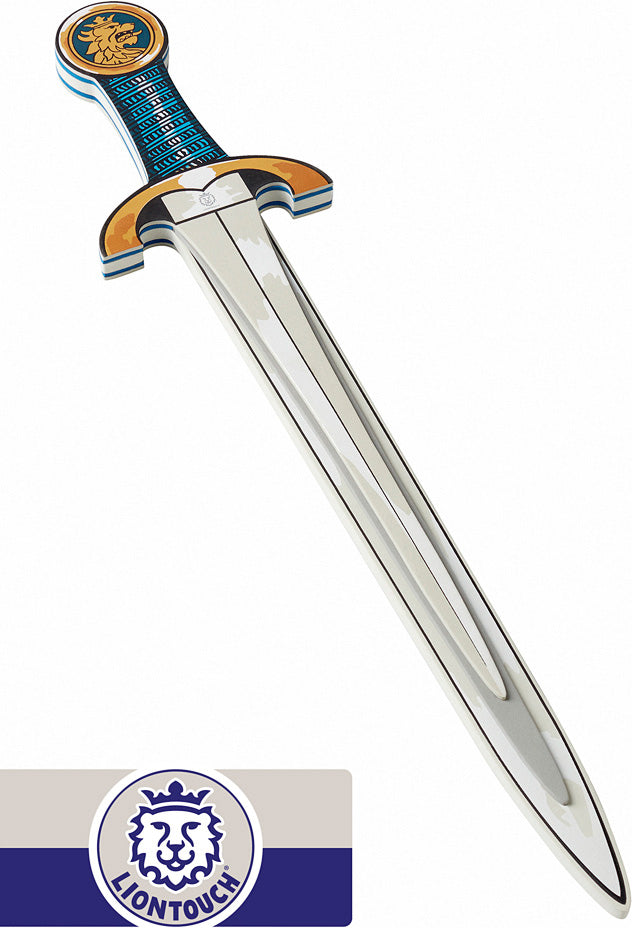 Liontouch Noble Knight Sword - Blue