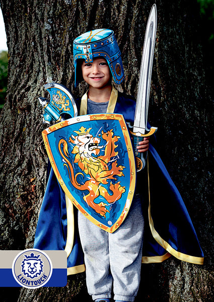 Liontouch Noble Knight Shield - Blue