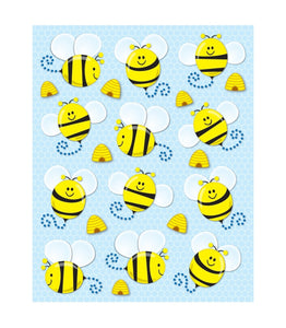Bees Shape Stickers (72)