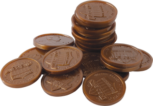 Play Money: Pennies