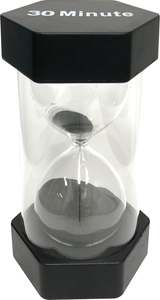 30 Minute Sand Timer - Large