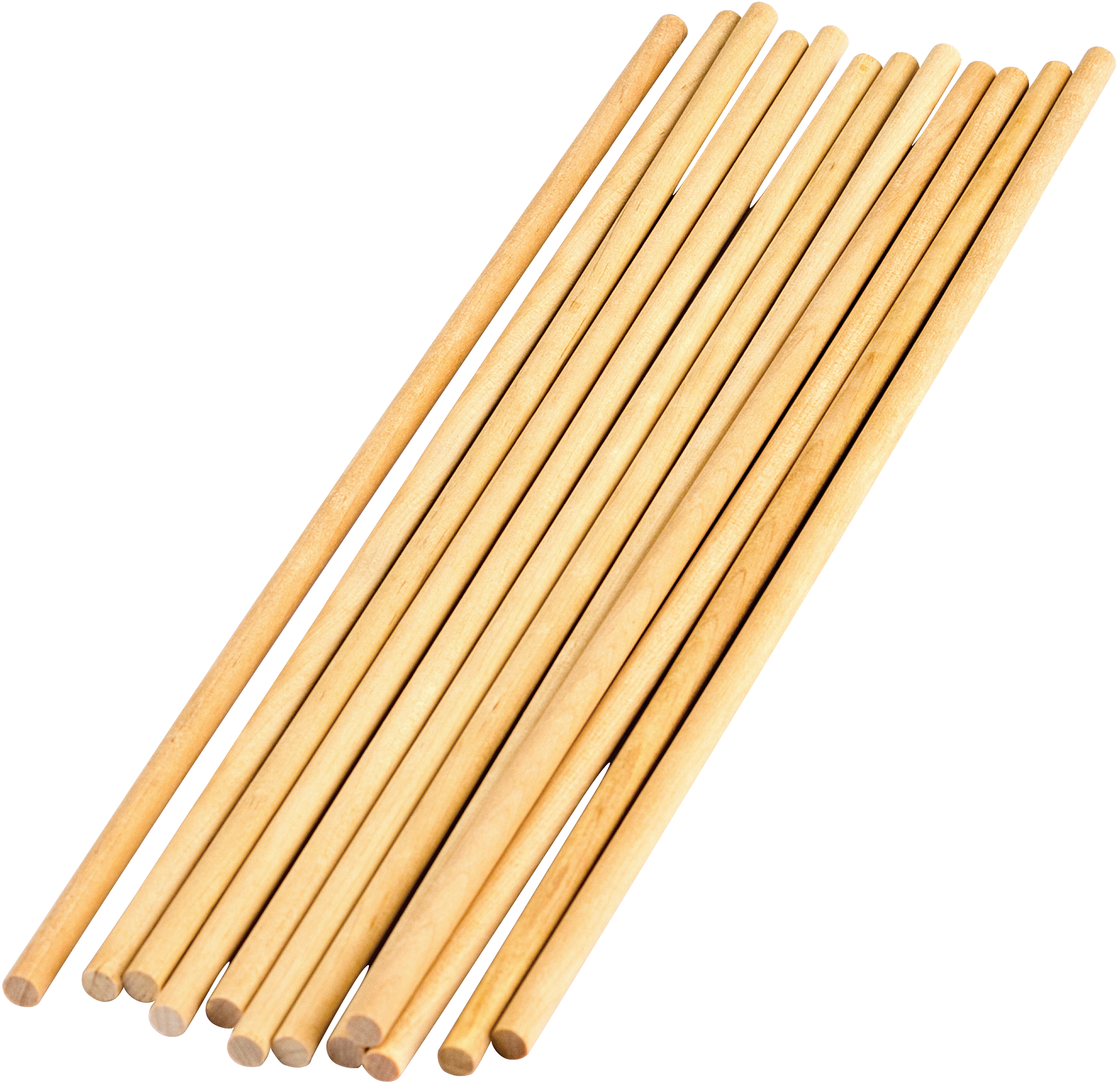 "STEM Basics: 1/4"" Wood Dowels - 12 Count"