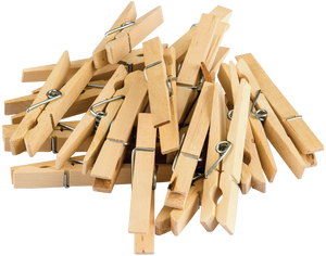STEM Basics: Clothespins - 50 Count