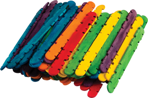 STEM Basics: Multicolor Skill Sticks - 250 Count