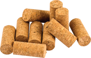 STEM Basics: Wooden Corks - 10 Count
