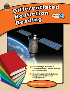 Differentiated Nonfiction Reading (Gr. 4)