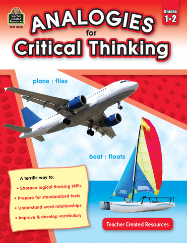 Analogies for Critical Thinking (Gr. 1_2)