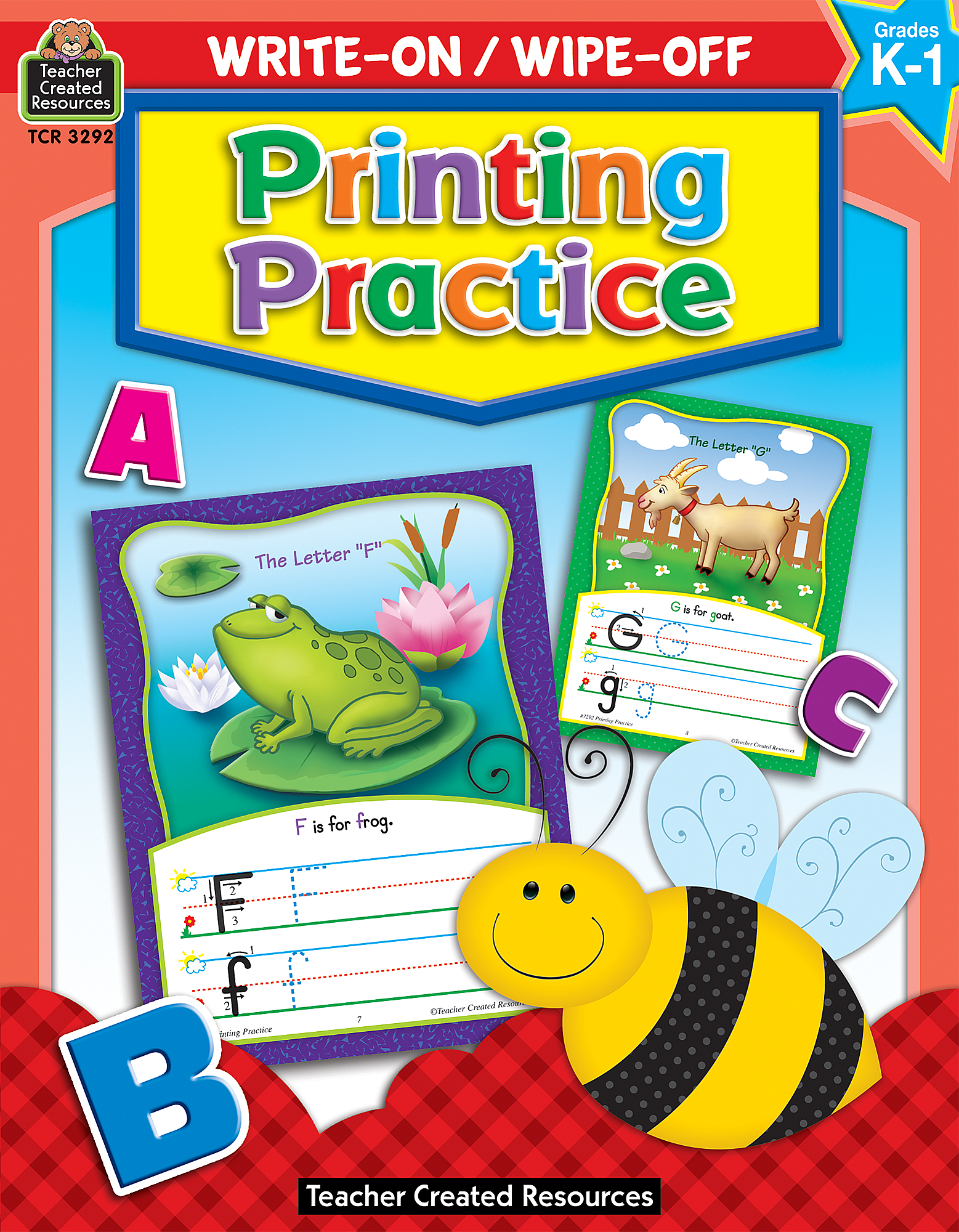 Write-On/Wipe-Off: Printing Practice