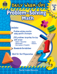 Daily Warm-Ups: Problem-Solving Math (Gr. 2)