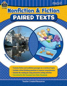 Nonfiction & Fiction Paired Texts (Gr. 5)