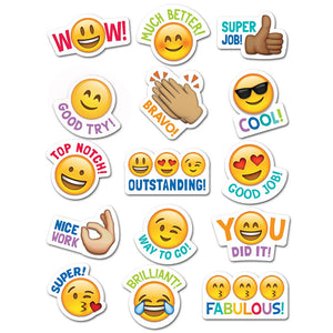 EMOJI REWARDS STICKERS