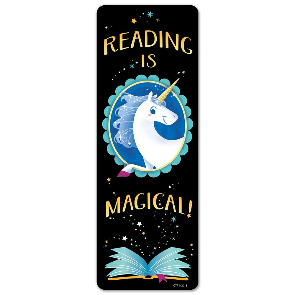 READING IS MAGICAL! BOOKMARKS