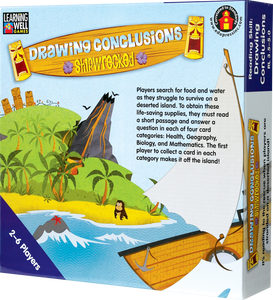 Drawing Conclusions Game (Blue Level)