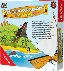 Drawing Conclusions Game (Red Level)
