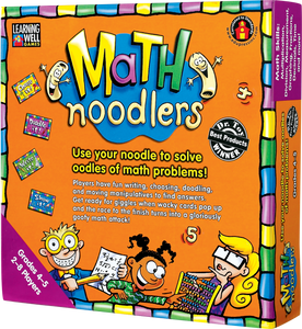 Math Noodlers Game (Gr. 4_5)
