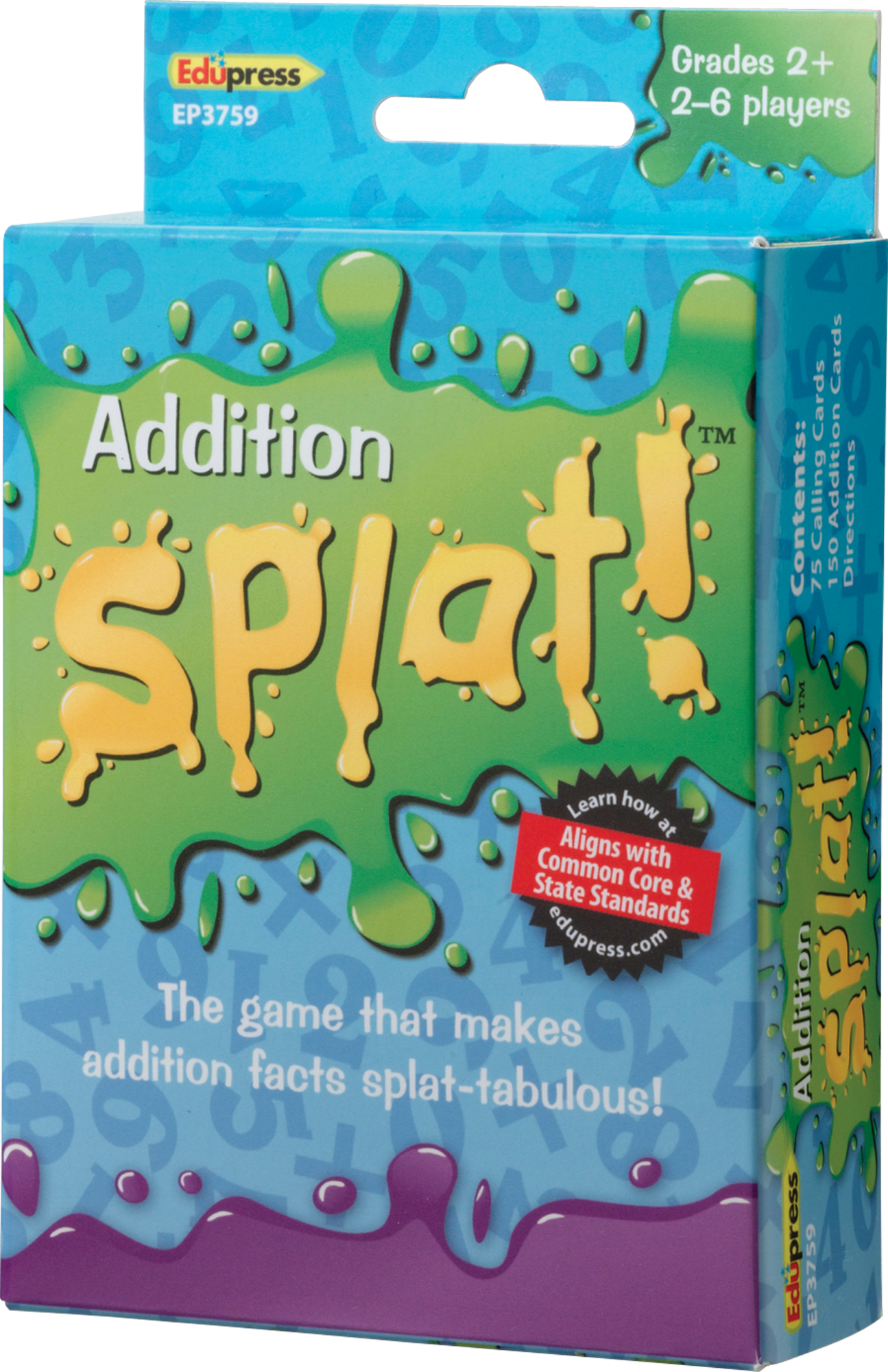 Splatª Game: Addition