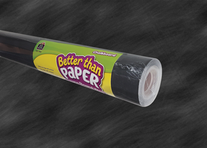 Chalkboard Better Than Paper¬ Bulletin Board Roll