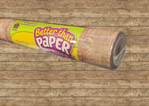 Rustic Wood Better Than Paper® Bulletin Board Roll