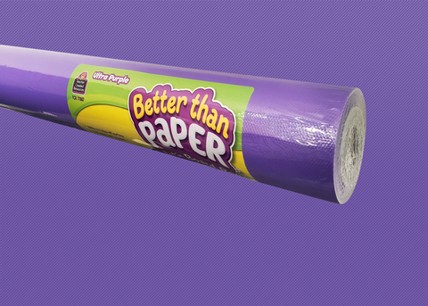 Ultra Purple Better Than Paper® Bulletin Board Roll