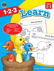 1-2-3 Learn (Ages 2_3)