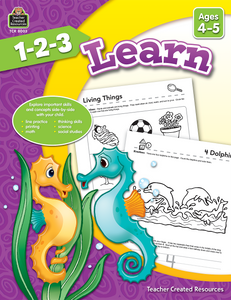 1-2-3 Learn (Ages 4_5)