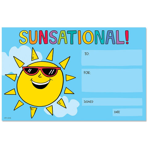 SUNSATIONAL! AWARDS (SMP!)
