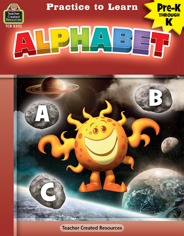 Practice to Learn: Alphabet (PreK_K)