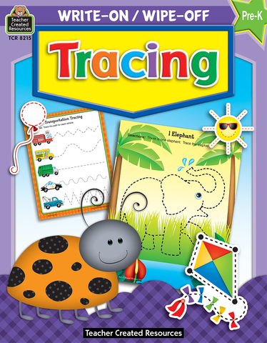 Write-On/Wipe-Off: Tracing
