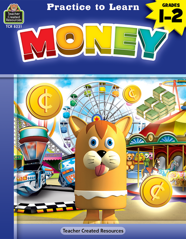 Practice to Learn: Money (Gr. 1_2)