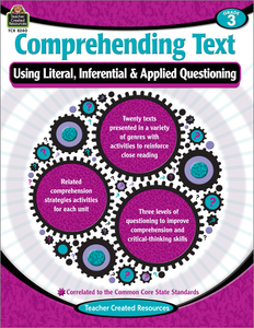 Comprehending Text Using Literal, Inferential & Applied Questioning (Gr. 3)