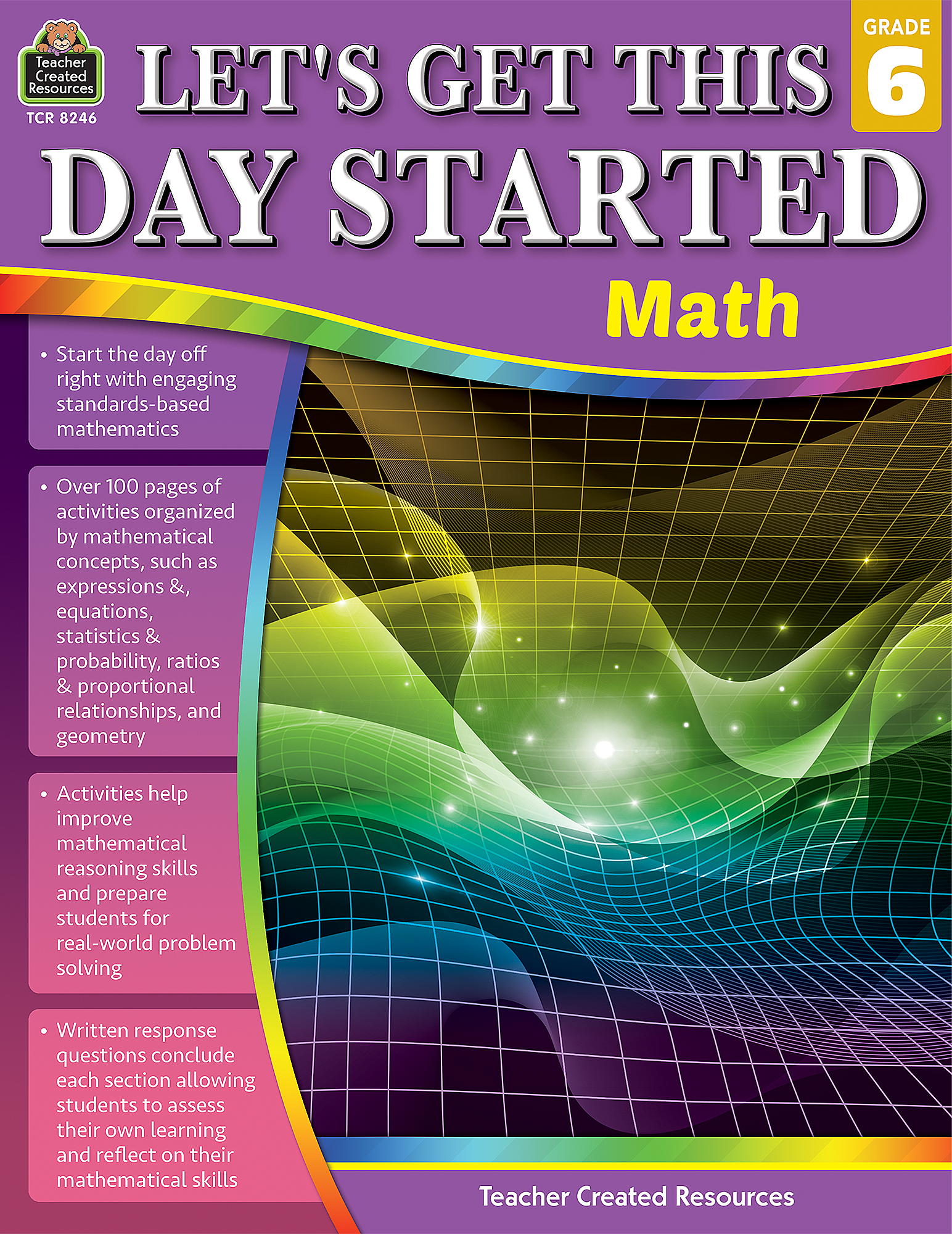 LetÍs Get This Day Started: Math (Gr. 6)