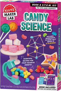 Klutz Candy Science